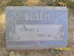 Edward J Busch
