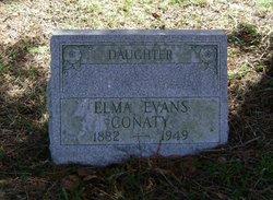 Elma <I>Evans</I> Conaty