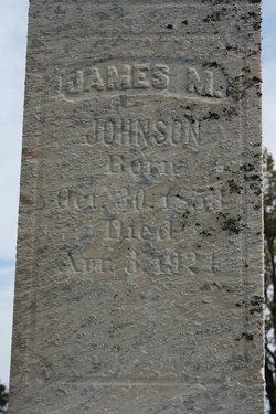 James Martin Johnson