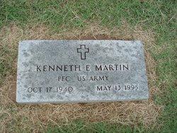 PFC Kenneth E. Martin