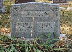 Joseph E Fulton
