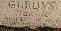 """Gladys """"Jackie"""" Reeves"""