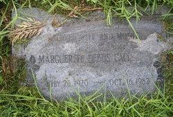 Marguerite L <I>DeBus</I> Cackowski