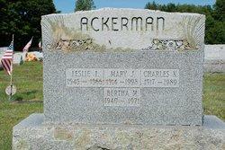 Charles K Ackerman