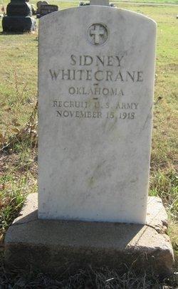 Sidney Whitecrane