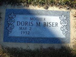 Doris Marie <I>Sprenger</I> Biser