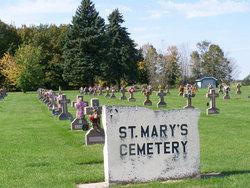New Saint Marys Catholic Church Cemetery
