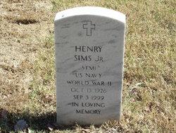 Henry Sims, Jr