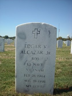 Edgar Valentino Alcazar, Jr