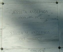 Jesse A Anderson
