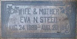 Eva Irene <I>Nielsen</I> Steed