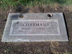 """Harold William """"Bus"""" Scharmann"""