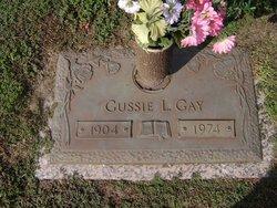 Gussie <I>Lynch</I> Gay