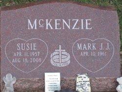 "Elizabeth ""Sue"" <I>Gossard</I> McKenzie"