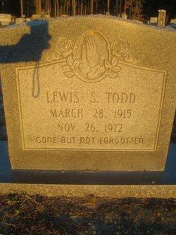 Lewis S Todd