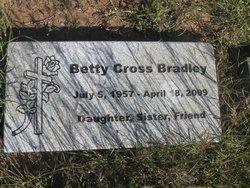 Betty Cross Bradley