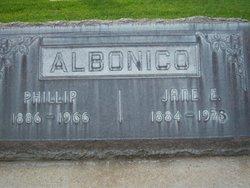 Jane Elizabeth <I>Conn</I> Albonico
