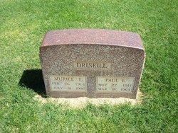 Thelma Muriel Driskell
