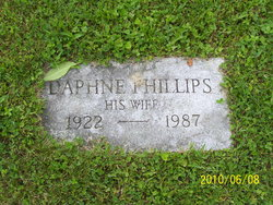 Daphne Hope <I>Phillips</I> Burnham