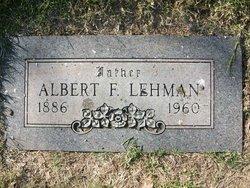 Albert Franklin Lehman