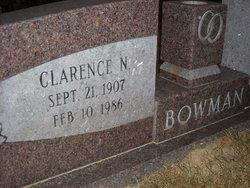 Clarence N. Bowman
