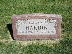 Laura Mae <I>Parker</I> Hardin