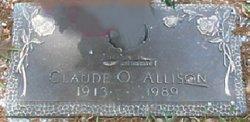 Claude Omar Allison