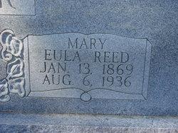 Mary Eula <I>Reed</I> Tyler