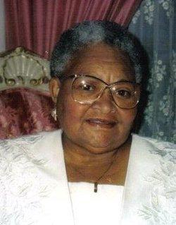 Mamie Elizabeth <I>Carthan</I> Mobley