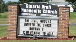 Stuarts Draft Christian Fellowship Cemetery
