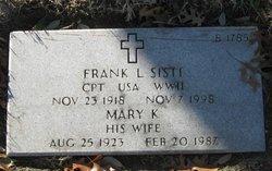 Frank L Sisti