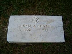 Edna Avis <I>Newcity</I> Jenne