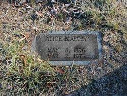 Alice Bowen Alley