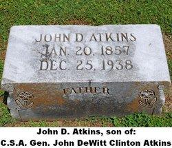 John DeWitt Atkins
