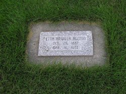 Etta Arvilla <I>Pratt</I> Austin