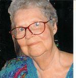 Doris Pauline <I>Thomas</I> Wagenseller
