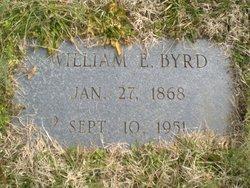 William Empson Buck Byrd