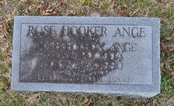 Rose White <I>Hooker</I> Ange