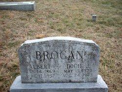 """William Albert """"Albert"""" Brogan"""