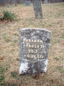 Dryden Pauley