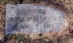 Anna Helen <I>Boxter</I> Andrescavage