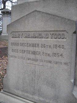 "Mary Hammond ""Mollie"" Todd"