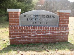 Old Shooting Creek Baptist Church Cemetery
