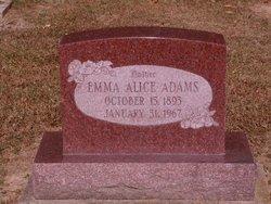 Emma Alice Adams