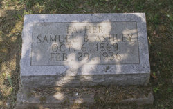 Samuel Branch Ashley