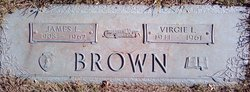 Virgie Louise <I>Foltz</I> Brown