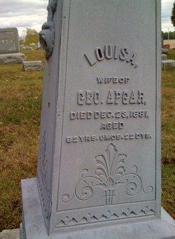 Louisa <I>Conrad</I> Apgar