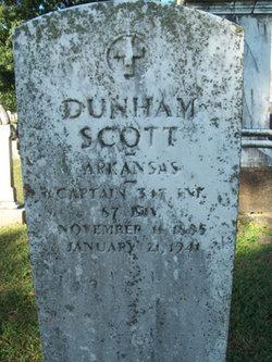 Dunham Scott