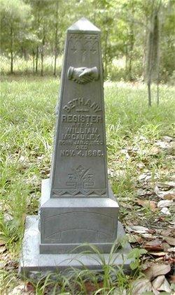 Bethany <I>Register</I> McGauley