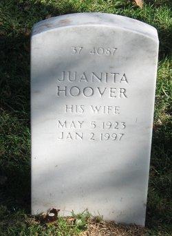 Juanita <I>Hoover</I> Alvord